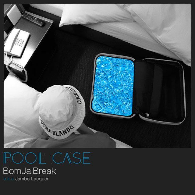 詳細画像BomJa Break a.k.a Jambo Lacquer - POOL CASE