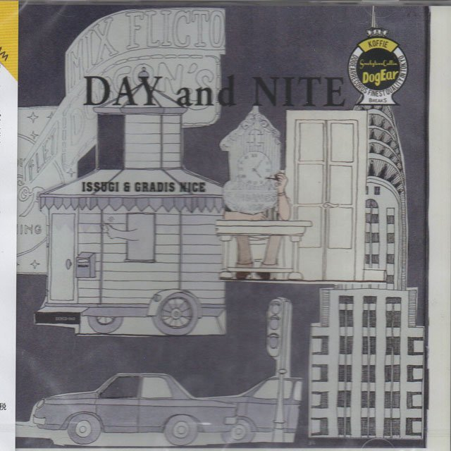 詳細画像ISSUGI & GRADIS NICE - DAY and NITE