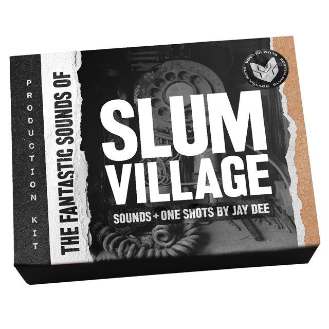 詳細画像<img class='new_mark_img1' src='https://img.shop-pro.jp/img/new/icons30.gif' style='border:none;display:inline;margin:0px;padding:0px;width:auto;' />[ドラムキット] Fantastic Sounds of Slum Village - a Jay Dee Production Kit