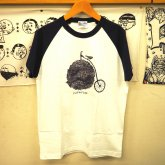<img class='new_mark_img1' src='https://img.shop-pro.jp/img/new/icons29.gif' style='border:none;display:inline;margin:0px;padding:0px;width:auto;' />FLIP&FLOP【ECO KIDS TEE】ホワイト/ネイビー