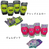 <img class='new_mark_img1' src='https://img.shop-pro.jp/img/new/icons29.gif' style='border:none;display:inline;margin:0px;padding:0px;width:auto;' />BELL【RASKULLZ BIKE PAD SET】