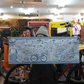 <img class='new_mark_img1' src='https://img.shop-pro.jp/img/new/icons5.gif' style='border:none;display:inline;margin:0px;padding:0px;width:auto;' />Pep cycles【Gravel Cycling 手拭い】