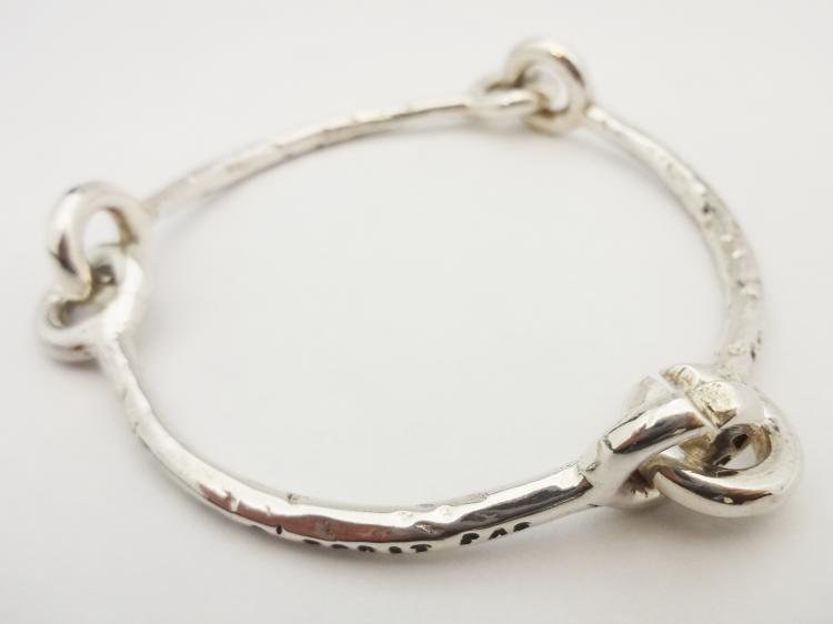 acheter en ligne 2edfd 325c8 SERGE THORAVAL秘密 ブレスレットSILVER - RING SELECT SHOP