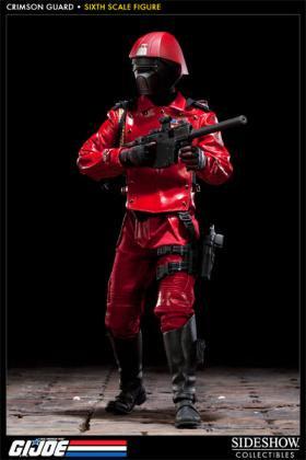 【クリックで詳細表示】ホットトイズ サイドショウ フィギュア G.I. ジョー Crimson Guard 100039