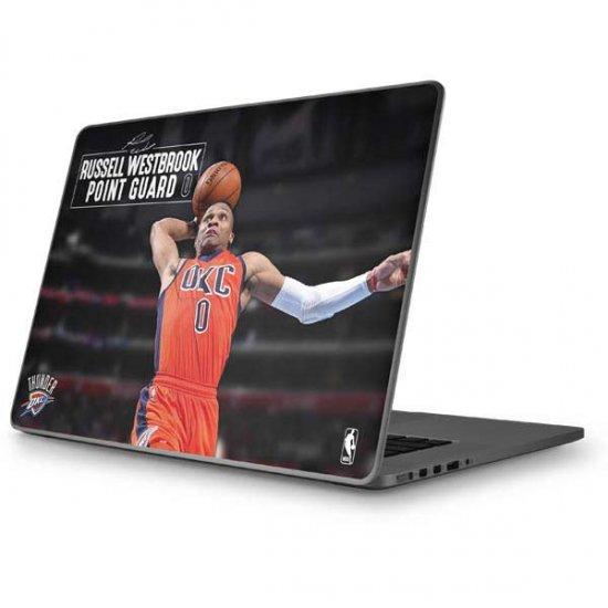 NBA ラッセルウェストブルック PCスキンシール 4