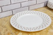 <img class='new_mark_img1' src='https://img.shop-pro.jp/img/new/icons15.gif' style='border:none;display:inline;margin:0px;padding:0px;width:auto;' />ARABIA アラビア Miniflora ミニフラワー Dinner Plate ディナープレート26cm 052701