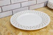<img class='new_mark_img1' src='https://img.shop-pro.jp/img/new/icons15.gif' style='border:none;display:inline;margin:0px;padding:0px;width:auto;' />ARABIA アラビア Miniflora ミニフラワー Dinner Plate ディナープレート26cm 052702