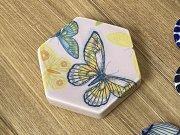 アラビア ARABIA ヘイニ・リータフフタ heini riitahuhta ヘキサゴン hexagon バタフライ Butterfly ピンク 010101
