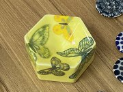 アラビア ARABIA ヘイニ・リータフフタ heini riitahuhta ヘキサゴン hexagon バタフライ Butterfly ライトイエロー 010101
