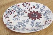 アラビア ARABIA ルノ Runo フロストベリー Frost Berry オーバルプレート oval plate 25cm 21092801