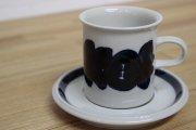アラビア ARABIA アネモネ ANEMONE コーヒーカップ&ソーサー21093003