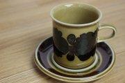 アラビア ARABIA オツソ Otso コーヒーカップ&ソーサー 21102601