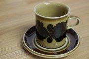 アラビア ARABIA オツソ Otso コーヒーカップ&ソーサー 21102602
