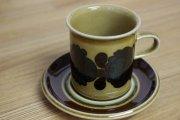 アラビア ARABIA オツソ Otso コーヒーカップ&ソーサー 21102604