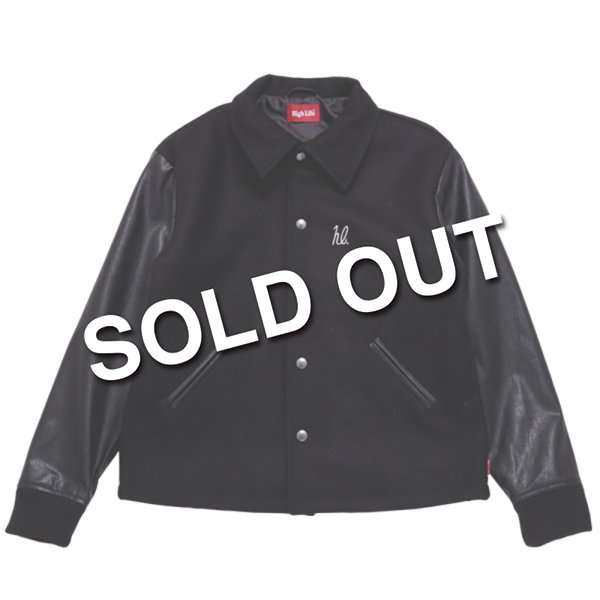 <img class='new_mark_img1' src='//img.shop-pro.jp/img/new/icons16.gif' style='border:none;display:inline;margin:0px;padding:0px;width:auto;' />HighLife / Miners Jacket - Black - 40% Off