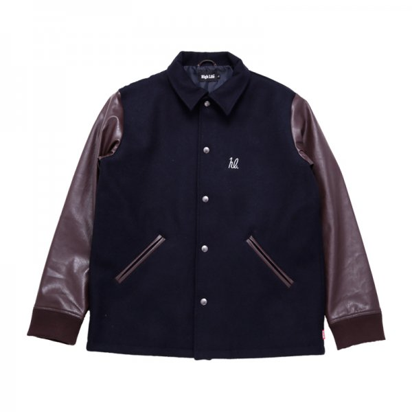 <img class='new_mark_img1' src='//img.shop-pro.jp/img/new/icons20.gif' style='border:none;display:inline;margin:0px;padding:0px;width:auto;' />HighLife / Miners Jacket - Navy -