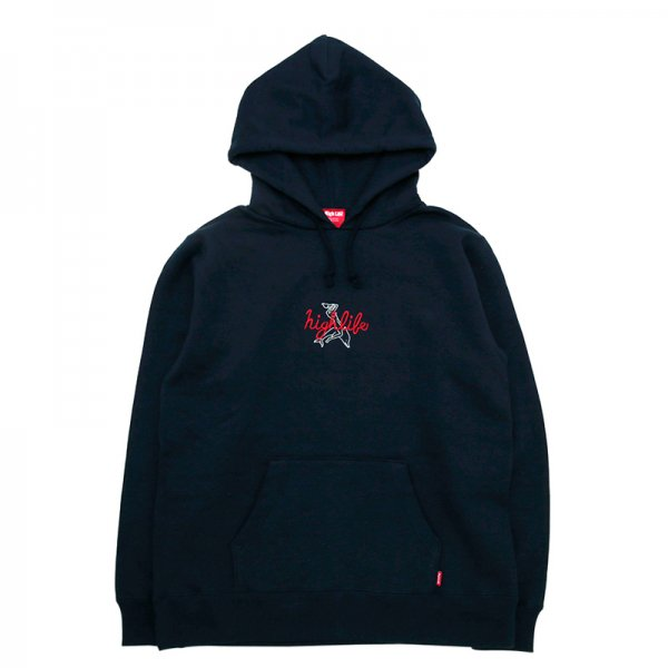 <img class='new_mark_img1' src='//img.shop-pro.jp/img/new/icons5.gif' style='border:none;display:inline;margin:0px;padding:0px;width:auto;' />HighLife / Dolphin Hoodie - Navy -