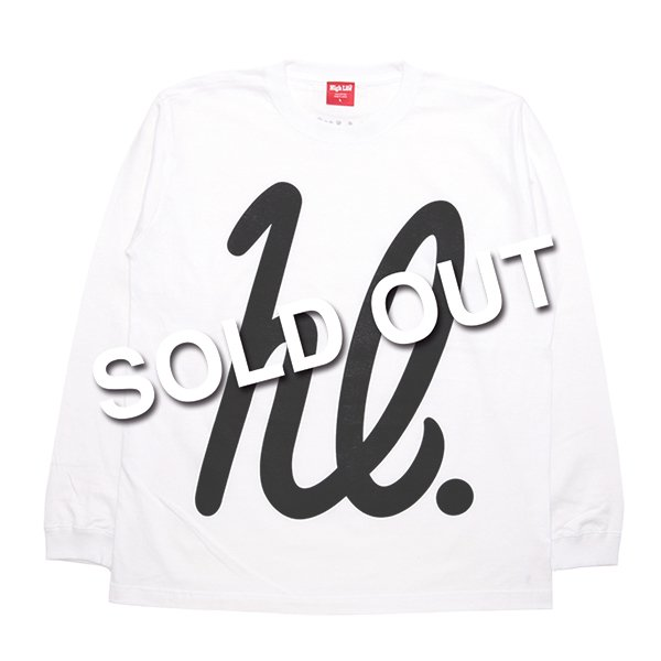 HighLife / hl L/S Tee - White -
