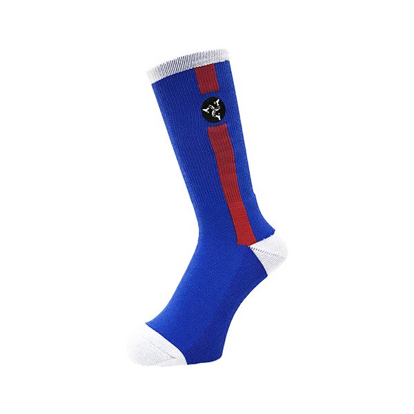 <img class='new_mark_img1' src='//img.shop-pro.jp/img/new/icons1.gif' style='border:none;display:inline;margin:0px;padding:0px;width:auto;' />Whimsy / Pozession Socks - Royal -