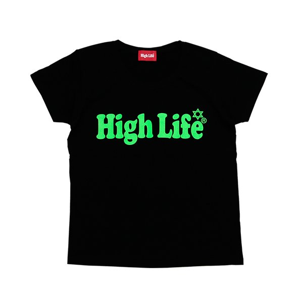 HighLife Lady's / Main Logo Tee