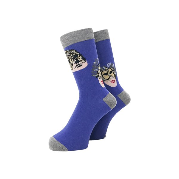 <img class='new_mark_img1' src='//img.shop-pro.jp/img/new/icons5.gif' style='border:none;display:inline;margin:0px;padding:0px;width:auto;' />Whimsy / Mask Socks - NightMare -