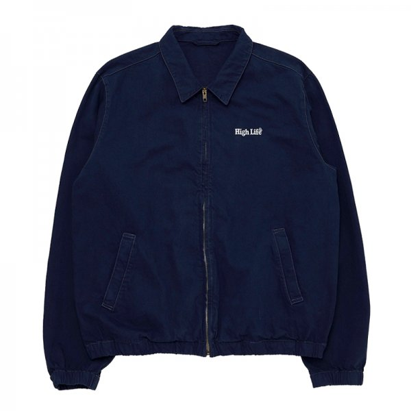 <img class='new_mark_img1' src='//img.shop-pro.jp/img/new/icons5.gif' style='border:none;display:inline;margin:0px;padding:0px;width:auto;' />HighLife / Dyed Denim Jackets - AbyssBlue -