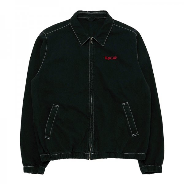 <img class='new_mark_img1' src='//img.shop-pro.jp/img/new/icons5.gif' style='border:none;display:inline;margin:0px;padding:0px;width:auto;' />HighLife / Dyed Denim Jackets - Black -