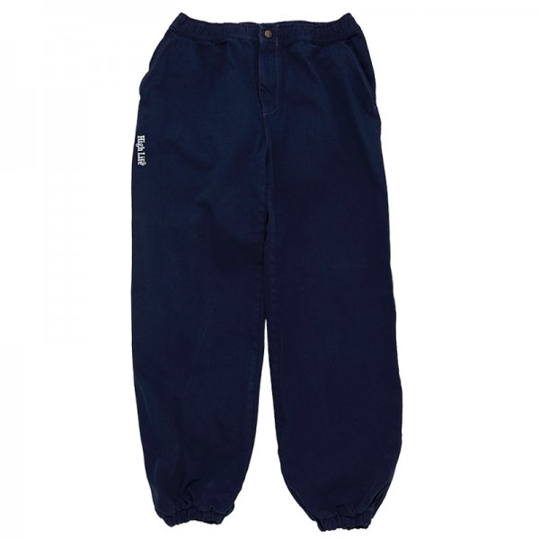 <img class='new_mark_img1' src='//img.shop-pro.jp/img/new/icons5.gif' style='border:none;display:inline;margin:0px;padding:0px;width:auto;' />HighLife / Dyed Denim Pants - AbyssBlue -