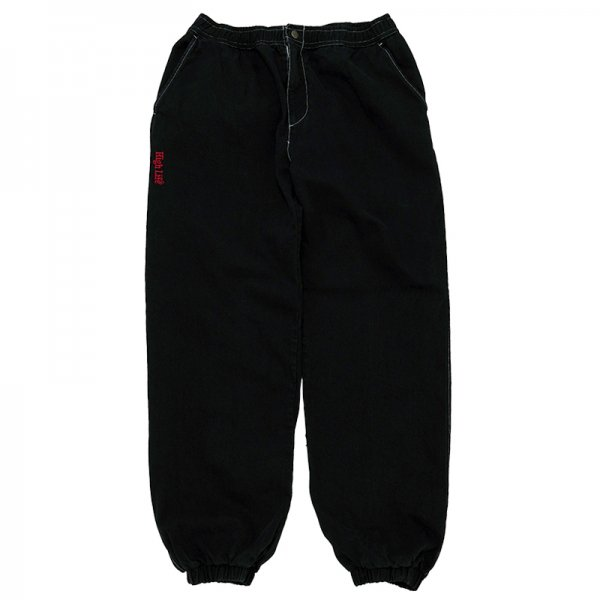 <img class='new_mark_img1' src='//img.shop-pro.jp/img/new/icons5.gif' style='border:none;display:inline;margin:0px;padding:0px;width:auto;' />HighLife / Dyed Denim Pants - Black -