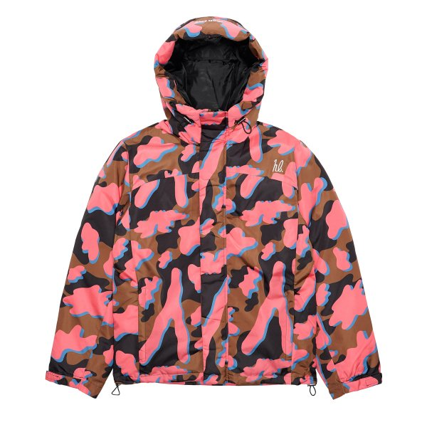 <img class='new_mark_img1' src='https://img.shop-pro.jp/img/new/icons22.gif' style='border:none;display:inline;margin:0px;padding:0px;width:auto;' />HighLife / Mountain Down Jacket - Red - 40%OFF
