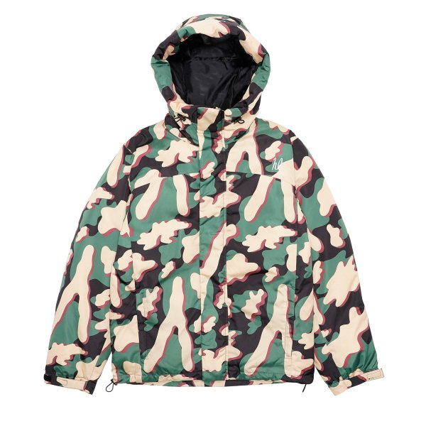 <img class='new_mark_img1' src='https://img.shop-pro.jp/img/new/icons22.gif' style='border:none;display:inline;margin:0px;padding:0px;width:auto;' />HighLife / Mountain Down Jacket - Green - 40%0FF