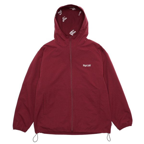 <img class='new_mark_img1' src='https://img.shop-pro.jp/img/new/icons5.gif' style='border:none;display:inline;margin:0px;padding:0px;width:auto;' />HighLife / Reversible Nylon Shell Jackets - WineRed -