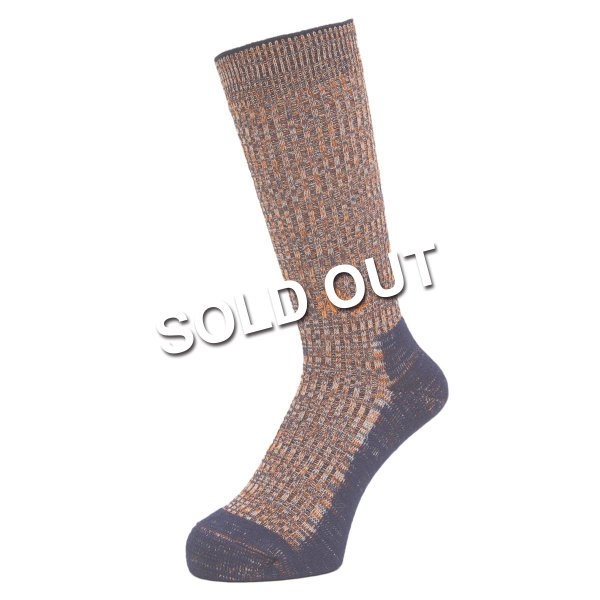 <img class='new_mark_img1' src='https://img.shop-pro.jp/img/new/icons5.gif' style='border:none;display:inline;margin:0px;padding:0px;width:auto;' />Whimsy / Double Jacquard Emjay Socks - Navy -