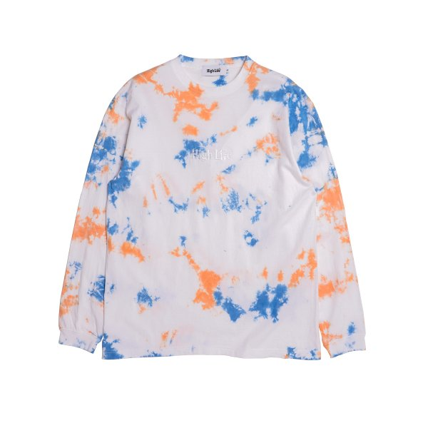 <img class='new_mark_img1' src='https://img.shop-pro.jp/img/new/icons5.gif' style='border:none;display:inline;margin:0px;padding:0px;width:auto;' />HighLife / TieDye Tops - Ams -