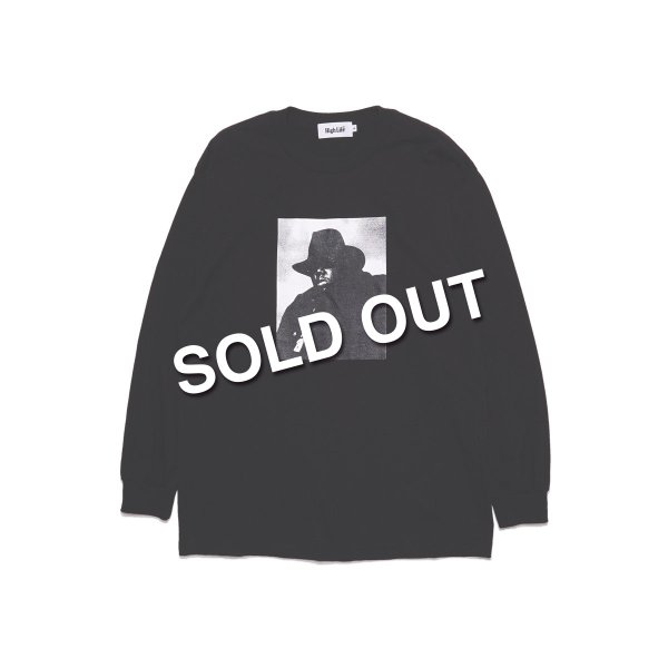 <img class='new_mark_img1' src='https://img.shop-pro.jp/img/new/icons5.gif' style='border:none;display:inline;margin:0px;padding:0px;width:auto;' />HighLife / Big Poppa L/S Tee - Black -
