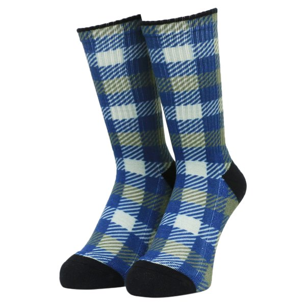 <img class='new_mark_img1' src='https://img.shop-pro.jp/img/new/icons5.gif' style='border:none;display:inline;margin:0px;padding:0px;width:auto;' />Whimsy / Printed Gun Club Socks - Green -