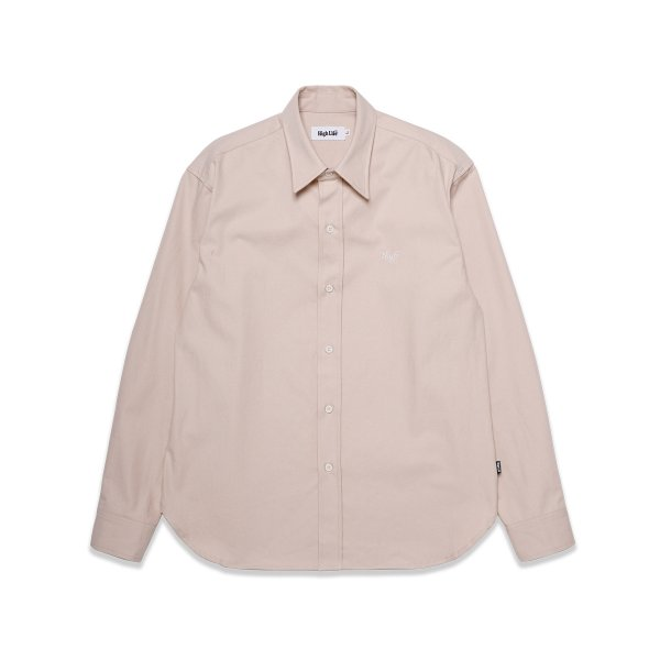 <img class='new_mark_img1' src='https://img.shop-pro.jp/img/new/icons5.gif' style='border:none;display:inline;margin:0px;padding:0px;width:auto;' />HighLife / Classic Denim Shirts - Beige -