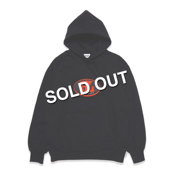<img class='new_mark_img1' src='https://img.shop-pro.jp/img/new/icons5.gif' style='border:none;display:inline;margin:0px;padding:0px;width:auto;' />HighLife / 90's Hoodie - Black -
