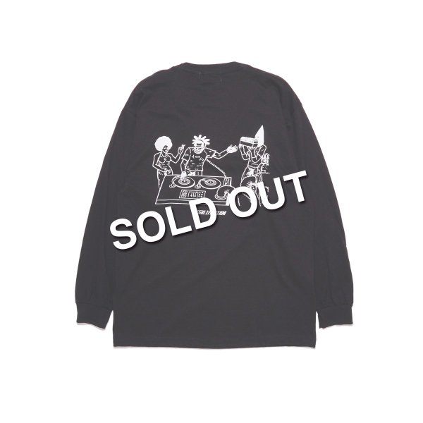 <img class='new_mark_img1' src='https://img.shop-pro.jp/img/new/icons5.gif' style='border:none;display:inline;margin:0px;padding:0px;width:auto;' />HighLife / Team L/S Tee - Black -