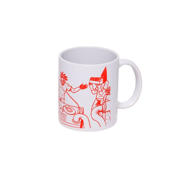 <img class='new_mark_img1' src='https://img.shop-pro.jp/img/new/icons5.gif' style='border:none;display:inline;margin:0px;padding:0px;width:auto;' />HighLife / Team Mug - Red -