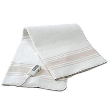 ゼンケン オーガニックコットン毛布 (電気掛敷)