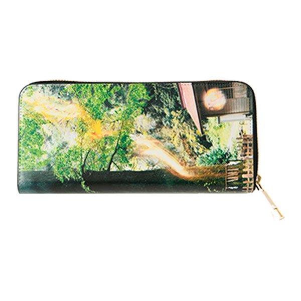 秋元隆良 龍と鳳凰の財気チャージ寝かせ財布 「光の鳳凰と龍」