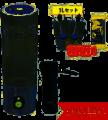 水素水生成器 MyShintousuiBottle-Q( My神透水ボトル )★1Lセット(H2-BAG・交換用)&もみがらスティックプレゼント★