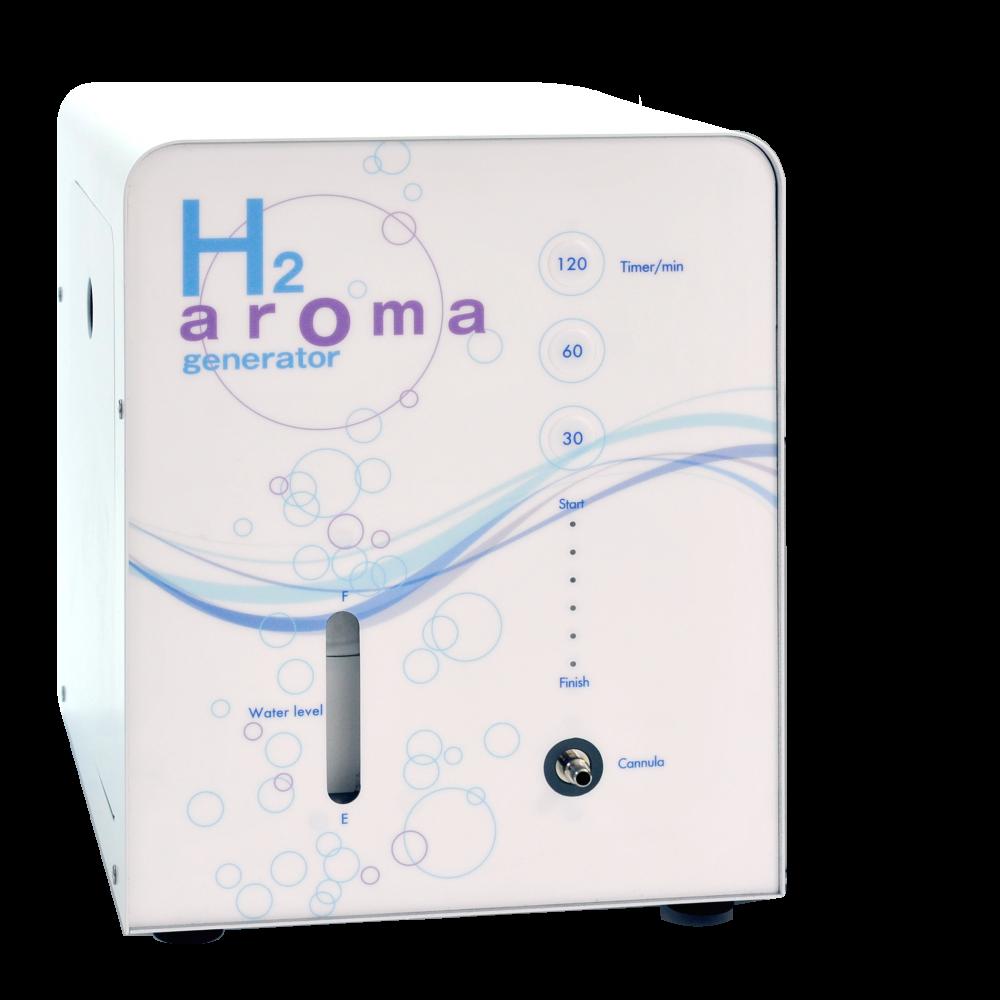 【世界初の水素吸入機】H2アロマ水素ジェネレーター★アロマ水素 水素吸入器