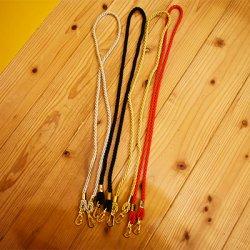 【Diamond Whipess】ロープチェーン(シルバーもしくはゴールド) 110cm【ゆうパケット可】