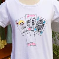五鉄限定販売【ULOCO】Tシャツ ササクレ(白) 【クリックポスト可】