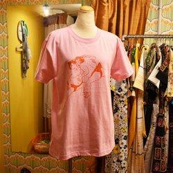 【MURAKADO】相撲Tシャツピンク SUMO (PK)|Tシャツ [DW26- 002] 【クリックポスト可】