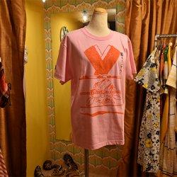 【MURAKADO】目でたいやつ Tシャツ・ピンク medetaiyatu (pk)|Tシャツ [DW26- 005] 【クリックポスト可】
