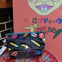 【ULOCO】ヴァナナポーチ(黒) Uloco-vanan pouch kuro 【クリックポスト可】<img class='new_mark_img2' src='https://img.shop-pro.jp/img/new/icons25.gif' style='border:none;display:inline;margin:0px;padding:0px;width:auto;' />