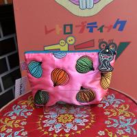 【ULOCO】たまねぎ ポーチ(ピンク) Uloco-onion pouch pink 【クリックポスト可】
